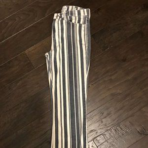 Striped Lucky Brand Jeans